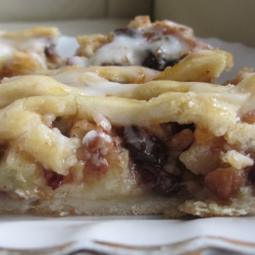 Apple Lattice Tart