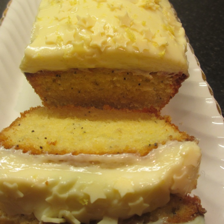 White Chocolate and Limoncello cake