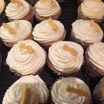 Mincepie Cupcakes